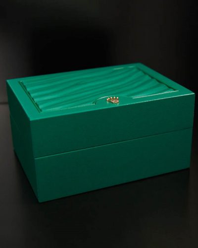جعبه ساعت رولکس